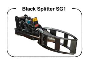 Black Splitter SG1