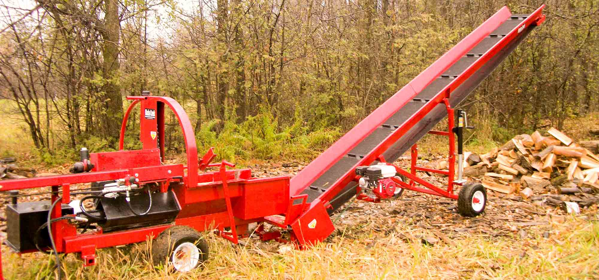 Firewood Processor and Equipment