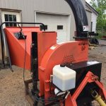 Used 3 Point Hitch Bearcat Chipper Model 72854
