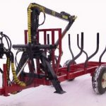 double frame trailers