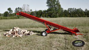 Firewood Conveyor blacks creek